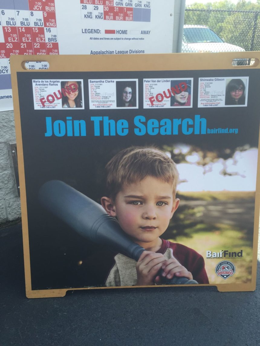 D-Braves join in fight to find missing kids