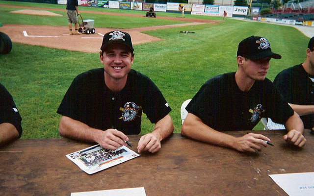 2006 Erie Sea Wolves Promotional Event