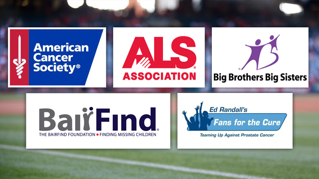 MiLB announces 2016-17 charity partners