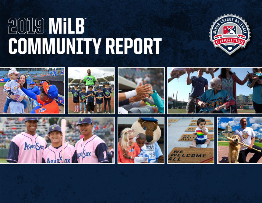 2019 MiLB Community Report